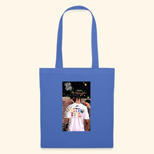 Travis Scott Astroworld Custom - Tote Bag