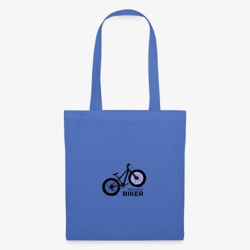 Mountain Biker - Stoffbeutel