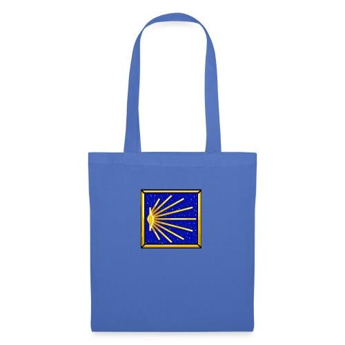 Bandiera Definitiva Cammino Di Santiago De Compost - Borsa di stoffa