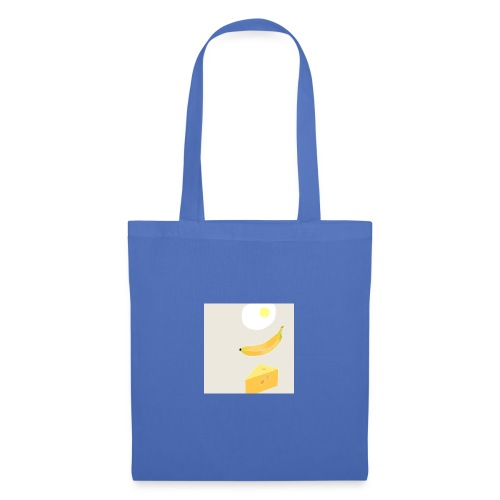 Egg Banana Cheese - Tote Bag