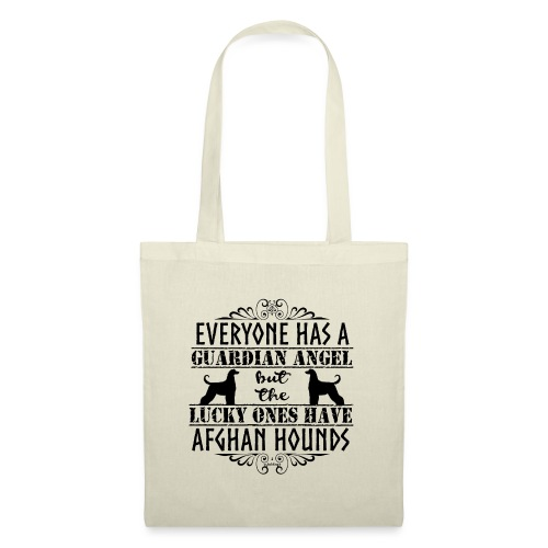 Afghan Hound Angels - Tote Bag