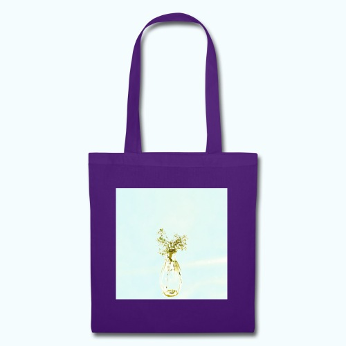Abstract floral minimalism watercolor - Tote Bag