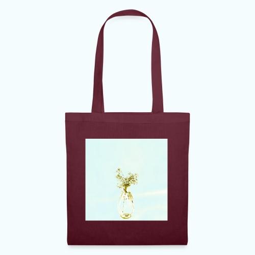 Abstract floral minimalism watercolor - Tote Bag