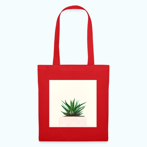 Simple plant minimalism watercolor - Tote Bag