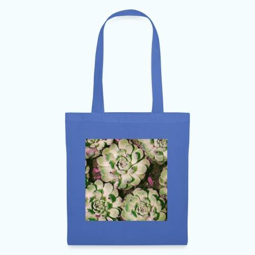 Summer garden plants watercolor nature - Tote Bag