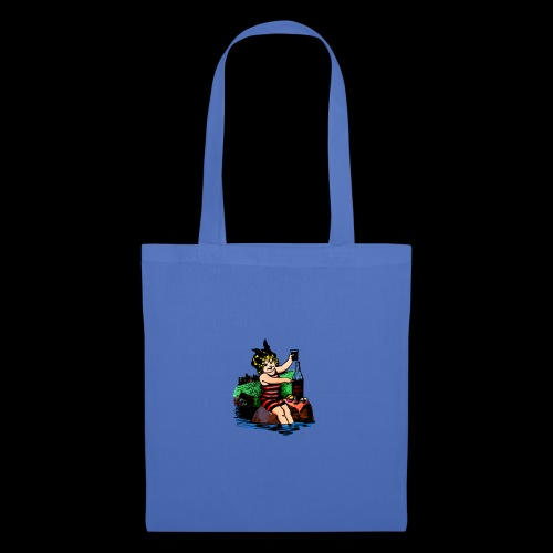 Ready to go shopping - the mask - Tote Bag