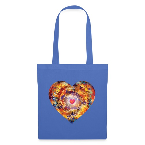 A small big heart of love - Tote Bag