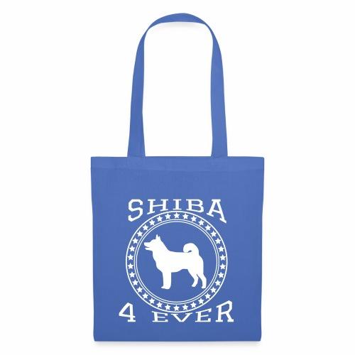 Shiba Inu College Star 2 - Stoffbeutel