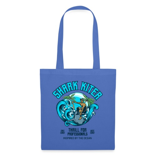 Shark Kitesurfer for professionals - Stoffbeutel