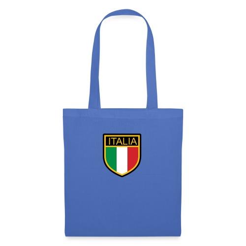 SCUDETTO ITALIA CALCIO - Borsa di stoffa