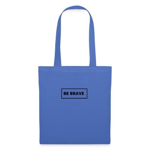 BE BRAVE Sweater - Tas van stof