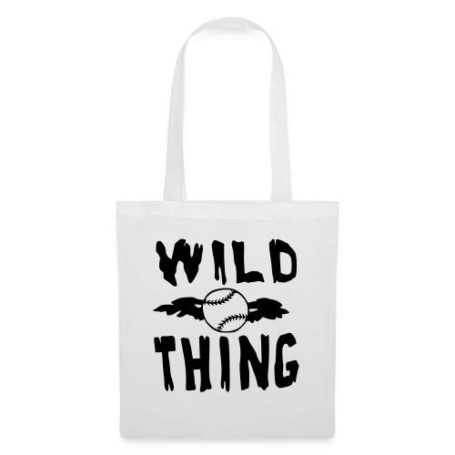 Wild Thing - Tote Bag