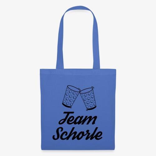 Team Schorle - Stoffbeutel