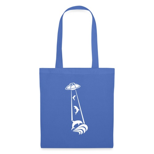 OVNI Dauphins Abduction - Tote Bag