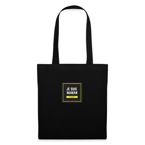 JE SUIS MAMAN - Tote Bag