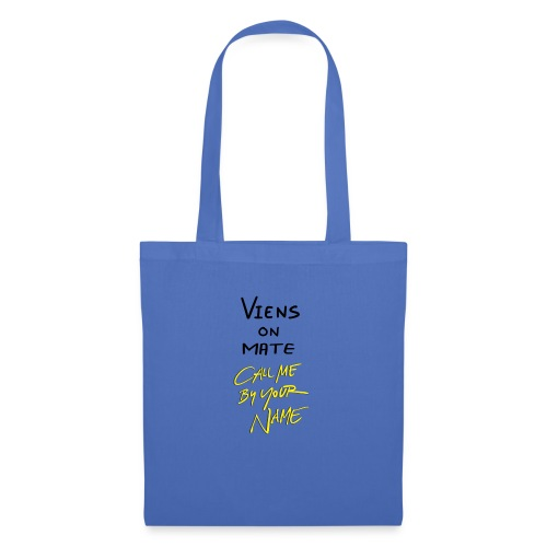 call me by your name - Sac en tissu