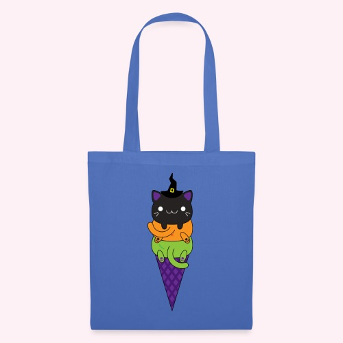 Cat Cream - Halloween - Tote Bag