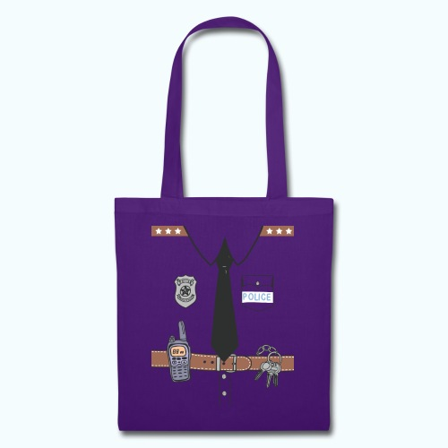 Funny Cute Uniform - Tote Bag