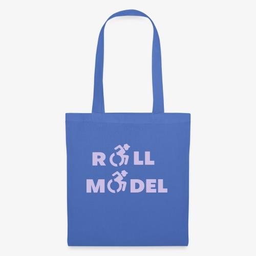 Rolstoel roll model 003 - Tas van stof