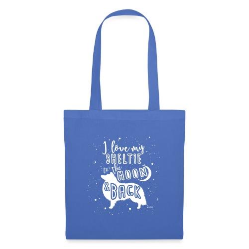 Sheltie Moon - Tote Bag