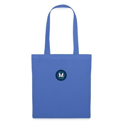 mecoms logo - Tas van stof