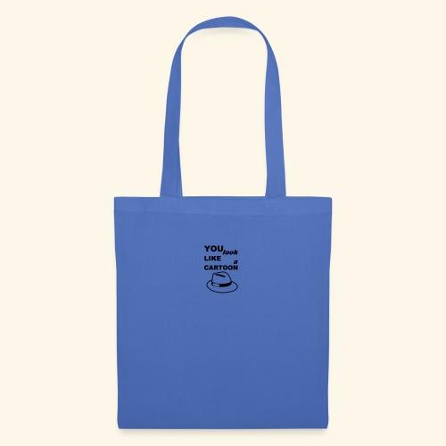 Cartoon Spruch Zitat lustig Geschenk - Tote Bag