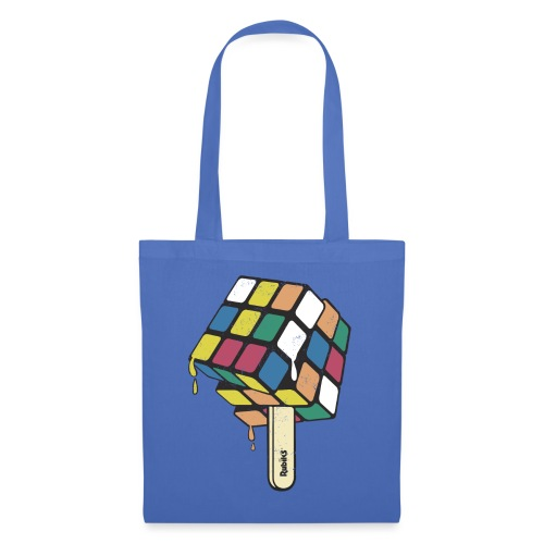 Rubik's Cube Ice Lolly - Tote Bag