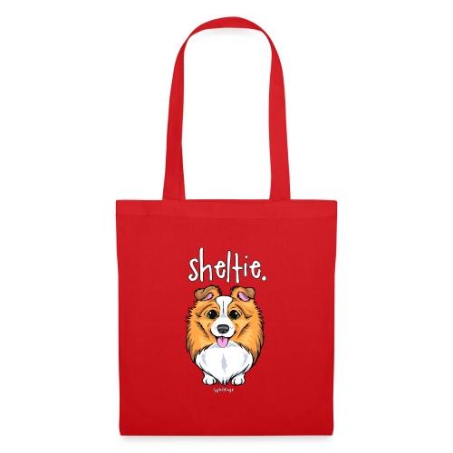 Sheltie Dog Cute 5 - Tote Bag