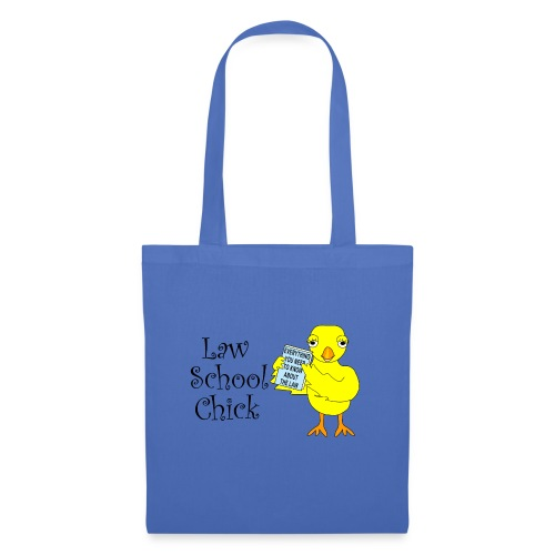 Law School Chick - Tote Bag