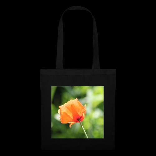 Poppy Flower - Tote Bag