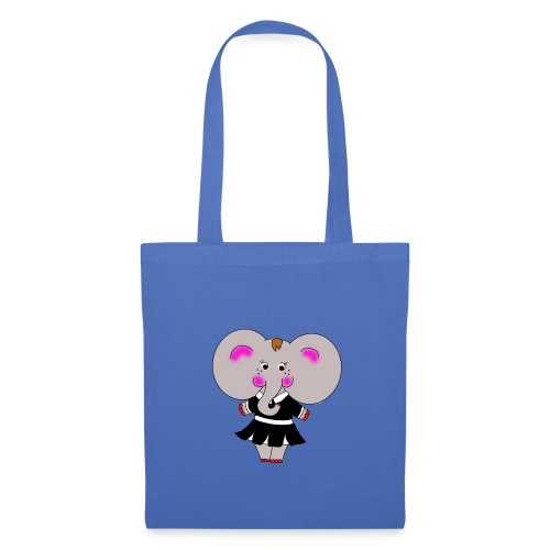 Elephantine - Tote Bag