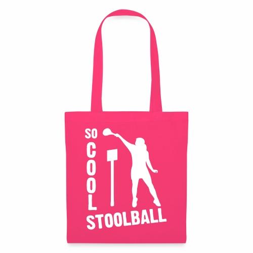 So Cool Stoolball - Tote Bag