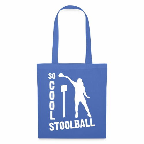 So Cool Stoolball - Tote Bag