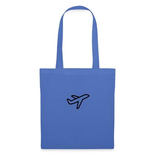 Avión - Bolsa de tela