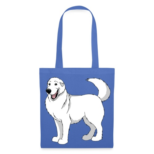 Gentle Giant Pyrenean Mountain Dog - Tote Bag