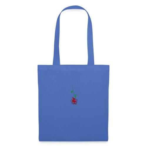 Falling Rose - Tote Bag