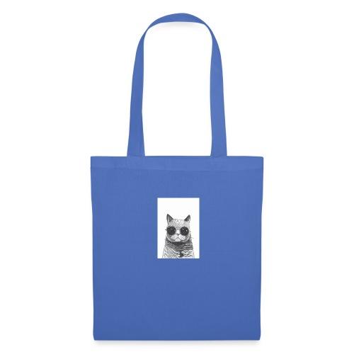gato coool - Bolsa de tela