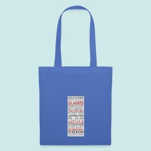 Myopia Poster 2 - Tote Bag