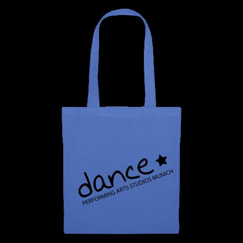 Dance *black* - Stoffbeutel