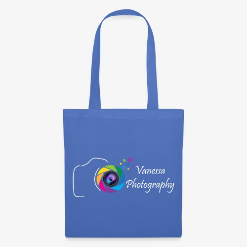 Vanessa Photography Color White - Tote Bag