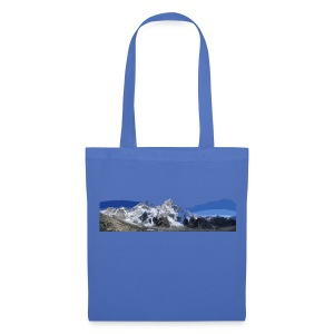MOUNTAINS - Borsa di stoffa