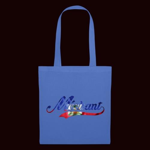 méchant drapeau haïtien - Tote Bag