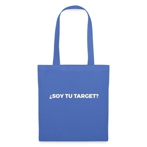 Soy_tu_target-B - Bolsa de tela