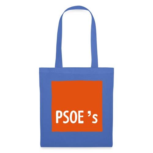 PSOEs - Bolsa de tela