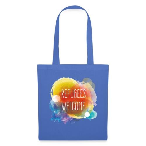 Refugees Welcome - Bolsa de tela