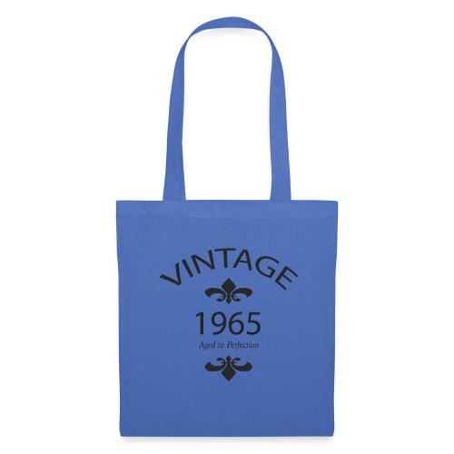 Vintage 1965 Aged to Perfection - Borsa di stoffa