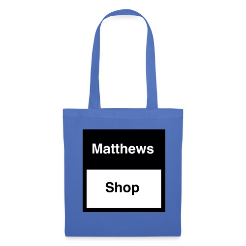 Matthews Shop T-shirt - Tas van stof