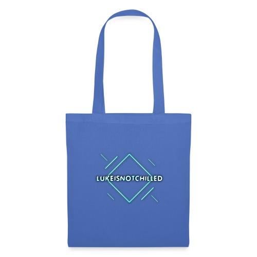 Lukeisnotchilled logo - Tote Bag