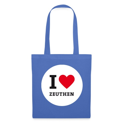 I LOVE ZEUTHEN - Stoffbeutel