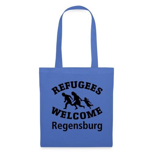 Refugees.Welcome.Regensburg - Stoffbeutel